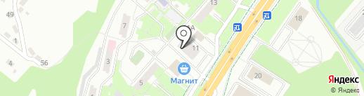 Рембыттехника на карте Липецка