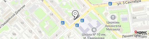 Колбасы по ГОСТу на карте Липецка
