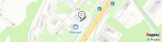 Связь Стандарт на карте Липецка
