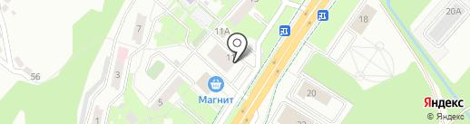 Russian bar на карте Липецка