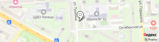 Baby Style Showroom на карте Липецка