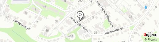 ЦентроМет на карте Липецка
