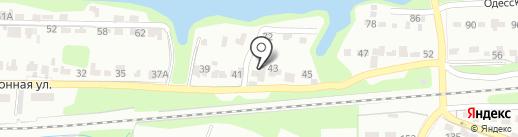 Chizh Avto на карте Липецка