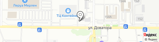 РТК ИНФОКАР на карте Ростова-на-Дону