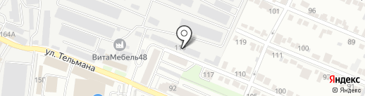 СИТИ-Про на карте Липецка