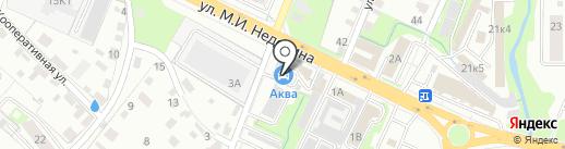 A-Proved на карте Липецка
