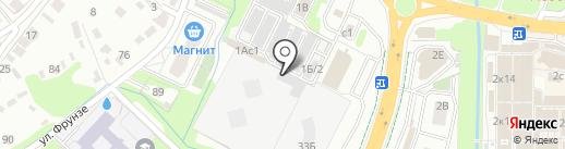 LakoAuto на карте Липецка