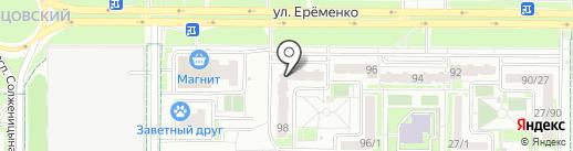 Магистрат-Дон на карте Ростова-на-Дону