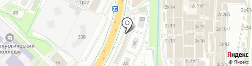 Барокко на карте Липецка