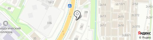 Exist на карте Липецка