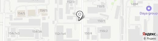 Руль Ростов на карте Ростова-на-Дону