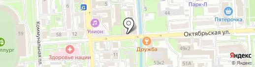 Ваша мебель на карте Липецка