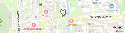 М-Стиль на карте Липецка