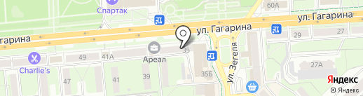 Сервисная компания на карте Липецка