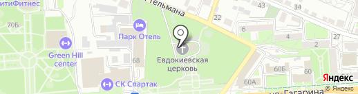 Воскресная школа на карте Липецка