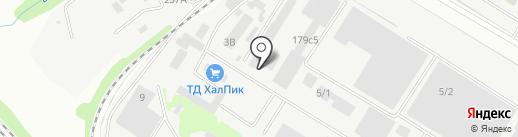ВСК на карте Ростова-на-Дону