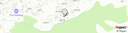 ДжазЛоо на карте Сочи