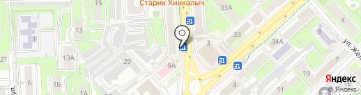 Терминал по продаже и пополнению транспортных карт системы Липецк Транспорт на карте Липецка