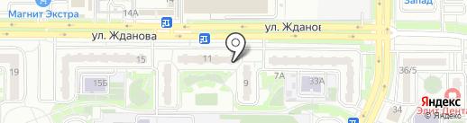 Глобал-ИТ на карте Ростова-на-Дону