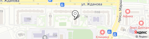 ПО РОСТ на карте Ростова-на-Дону
