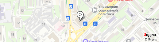 Новые строительные технологии на карте Липецка