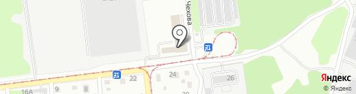 СтройНеруд на карте Липецка