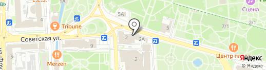 Мойчай.ру на карте Липецка