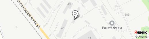 ПолиХим на карте Рязани