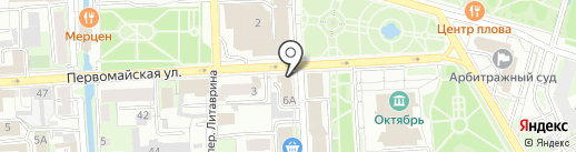 АгроГард на карте Липецка
