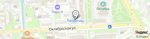 Big Bro на карте Липецка