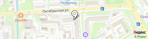Юрфинтрейд на карте Липецка