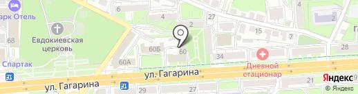 Липецкая областная станция по борьбе с болезнями животных на карте Липецка