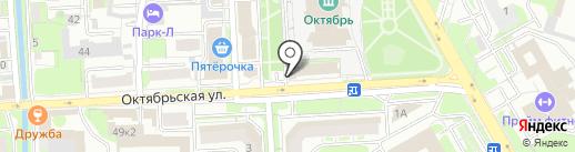 Техноторг48 на карте Липецка
