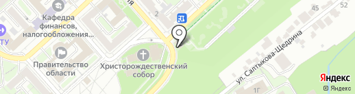 Художественный музей им. В.С. Сорокина на карте Липецка