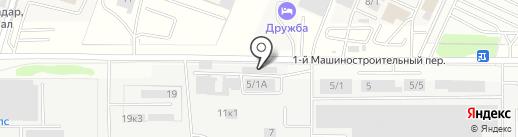 Хочу Тату.Ру на карте Ростова-на-Дону