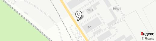 РУМ-1 на карте Рязани