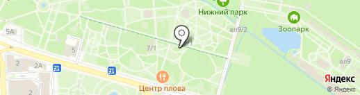 Мохито на карте Липецка