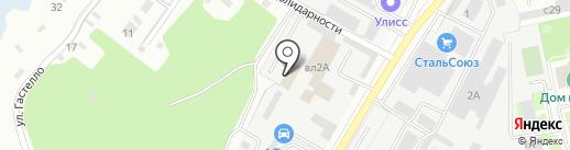 Ремстрой48 на карте Липецка