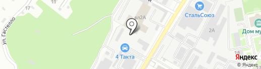 СтройОпт на карте Липецка