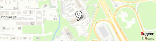 Институт международного права и экономики им. А.С. Грибоедова на карте Липецка