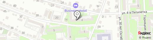 Liproom на карте Липецка
