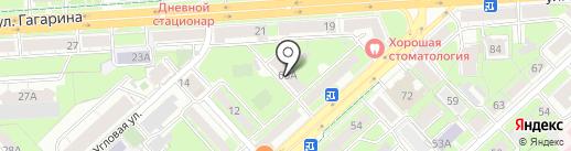 Экзотика на карте Липецка