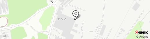 Ремстрой-ЖБИ на карте Липецка