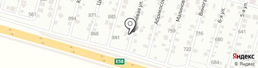 КоКоС на карте Ленинавана