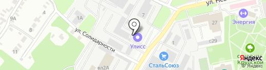 СУ-3 Липецкстрой на карте Липецка