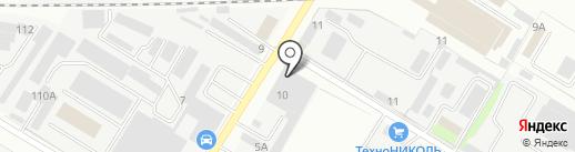КриптоМаг на карте Ростова-на-Дону