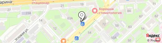 Мини-пекарня на карте Липецка