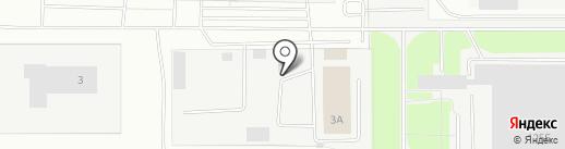 КАМАЗТЕХОБСЛУЖИВАНИЕ на карте Липецка