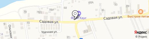 Транспортная компания на карте Ленинавана