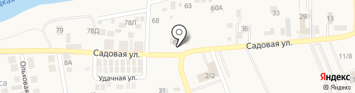 Домашний на карте Ленинавана